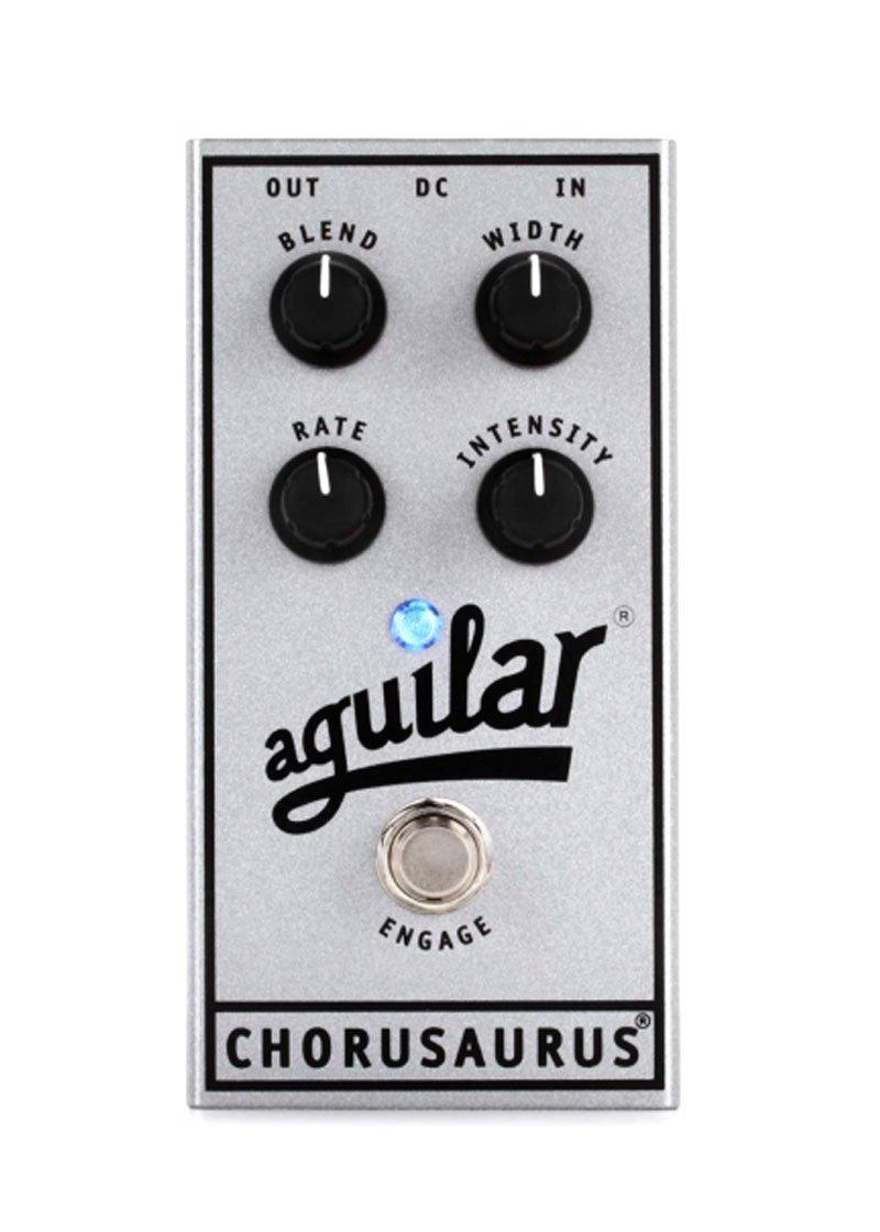 Aguilar Chorusaurus Chorus Bass Effects Pedal 25th 1 https://www.musicheadstore.com/wp-content/uploads/2021/03/Aguilar-Chorusaurus-Chorus-Bass-Effects-Pedal-25th-1.jpg