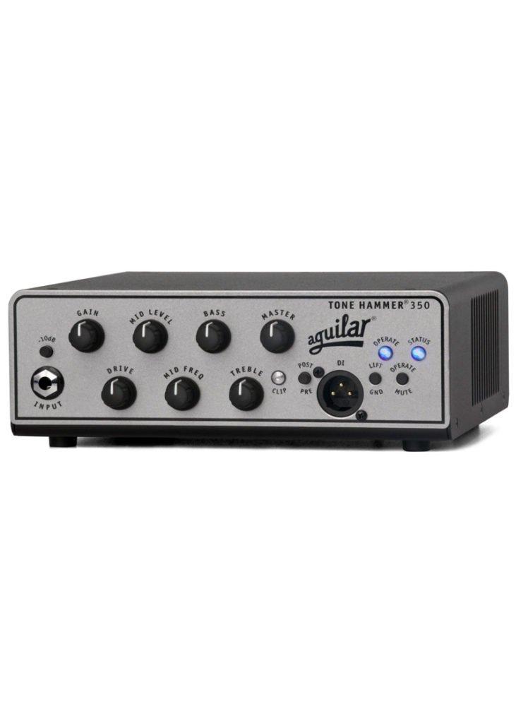 Aguilar Tone Hammer 350 Bass Amp Head 3 https://www.musicheadstore.com/wp-content/uploads/2021/03/Aguilar-Tone-Hammer-350-Bass-Amp-Head-3.jpg