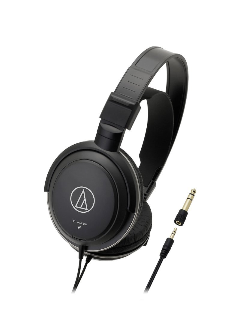 Audio Technica ATH AVC200 Auriculares https://www.musicheadstore.com/wp-content/uploads/2021/03/Audio-Technica-ATH-AVC200-Auriculares.jpg