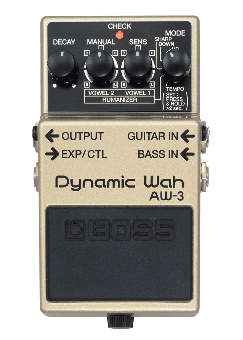 Boss AW 3 Dynamic Wah Guitar Effects Pedal 1 https://www.musicheadstore.com/wp-content/uploads/2021/03/Boss-AW-3-Dynamic-Wah-Guitar-Effects-Pedal-1.png