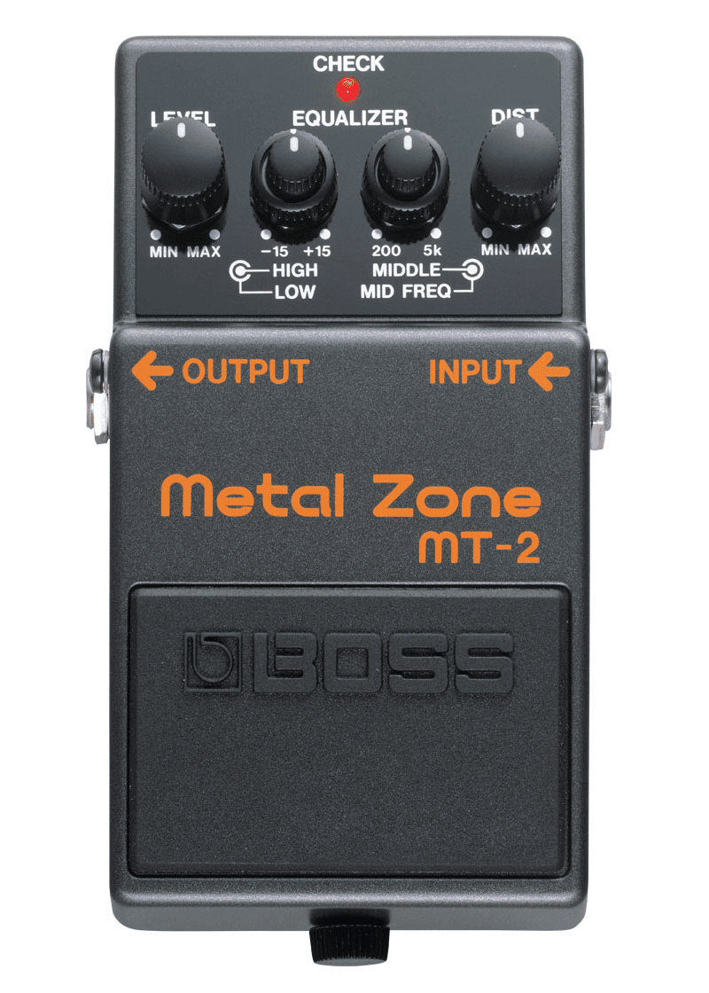 Boss MT 2 Pedal Compacto Metal Zone 1 https://www.musicheadstore.com/wp-content/uploads/2021/03/Boss-MT-2-Pedal-Compacto-Metal-Zone-1.png