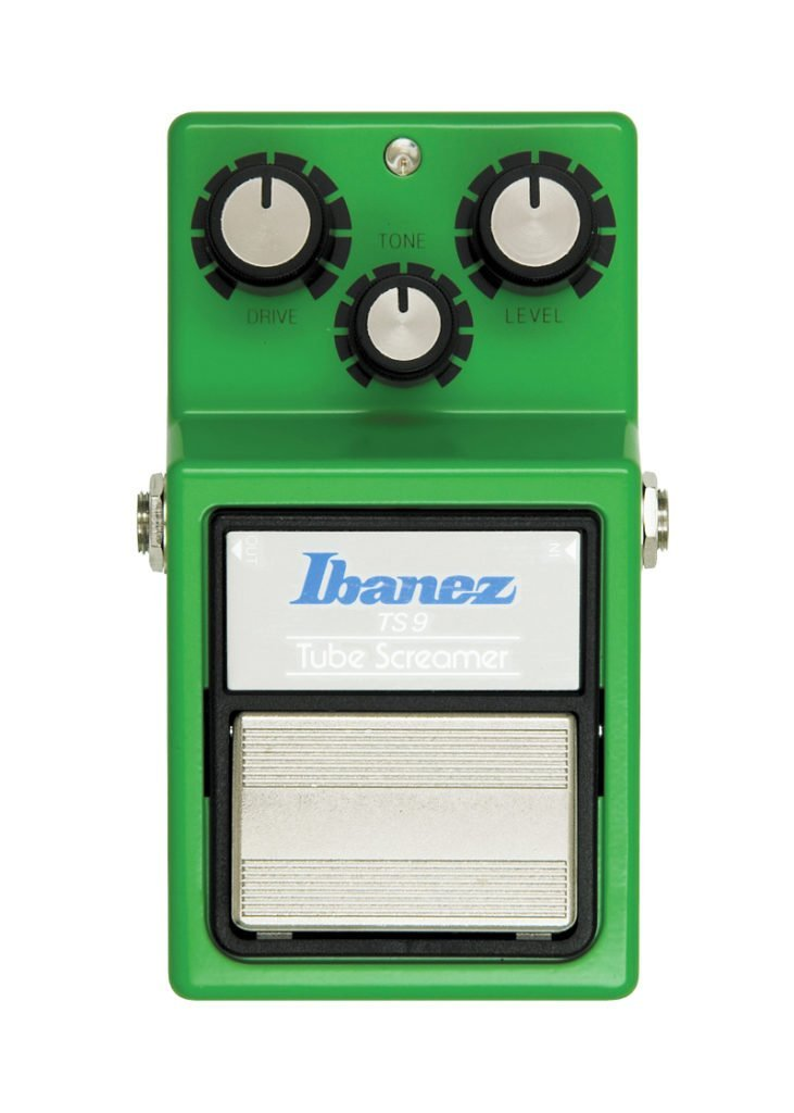 Ibanez TS9 Tube Screamer Effects Pedal 1 https://www.musicheadstore.com/wp-content/uploads/2021/03/Ibanez-TS9-Tube-Screamer-Effects-Pedal-1.jpg