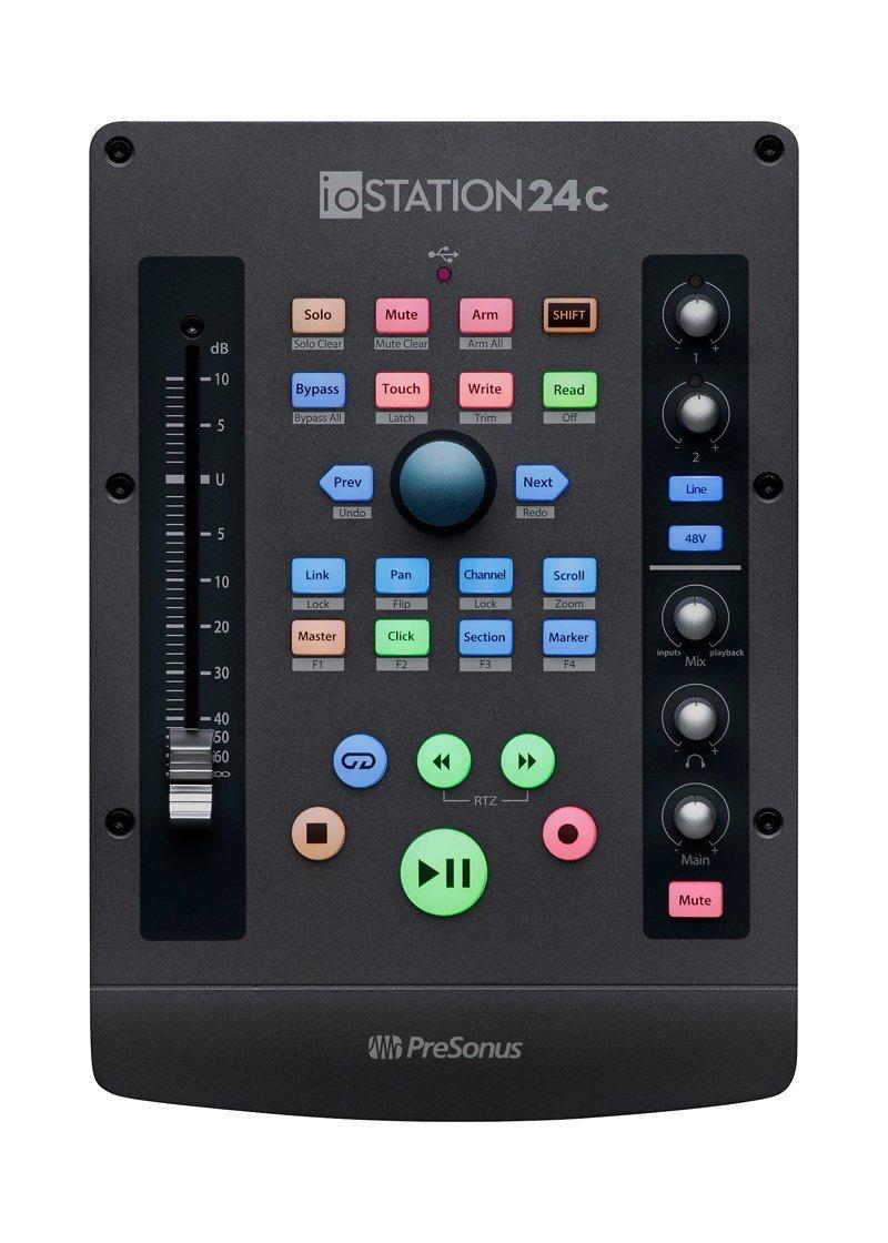 Presonus ioStation 24c Interfaz de Audio 1 https://www.musicheadstore.com/wp-content/uploads/2021/03/Presonus-ioStation-24c-Interfaz-de-Audio-1.jpg