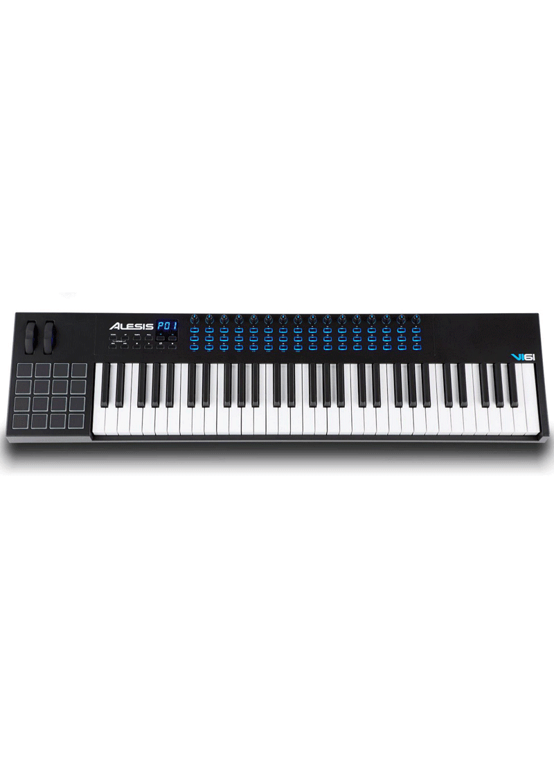 VI61 Keyboard Controller 1 https://www.musicheadstore.com/wp-content/uploads/2021/03/VI61-Keyboard-Controller-1.png