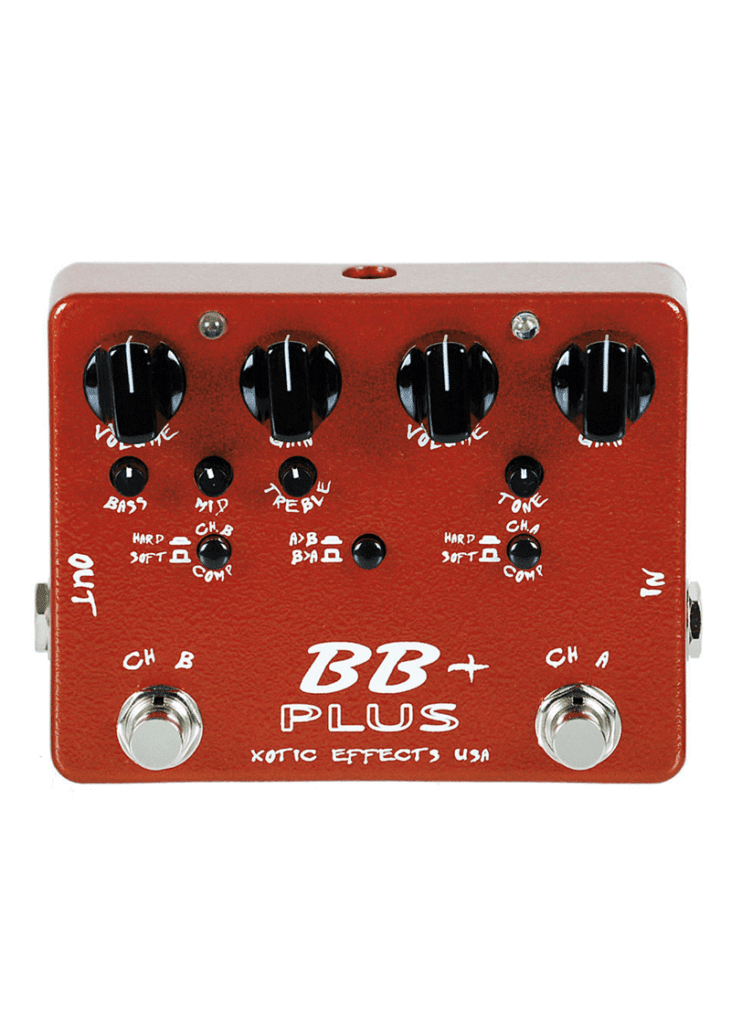 Xotic BB Plus Effects Pedal 1 https://www.musicheadstore.com/wp-content/uploads/2021/03/Xotic-BB-Plus-Effects-Pedal-1.png