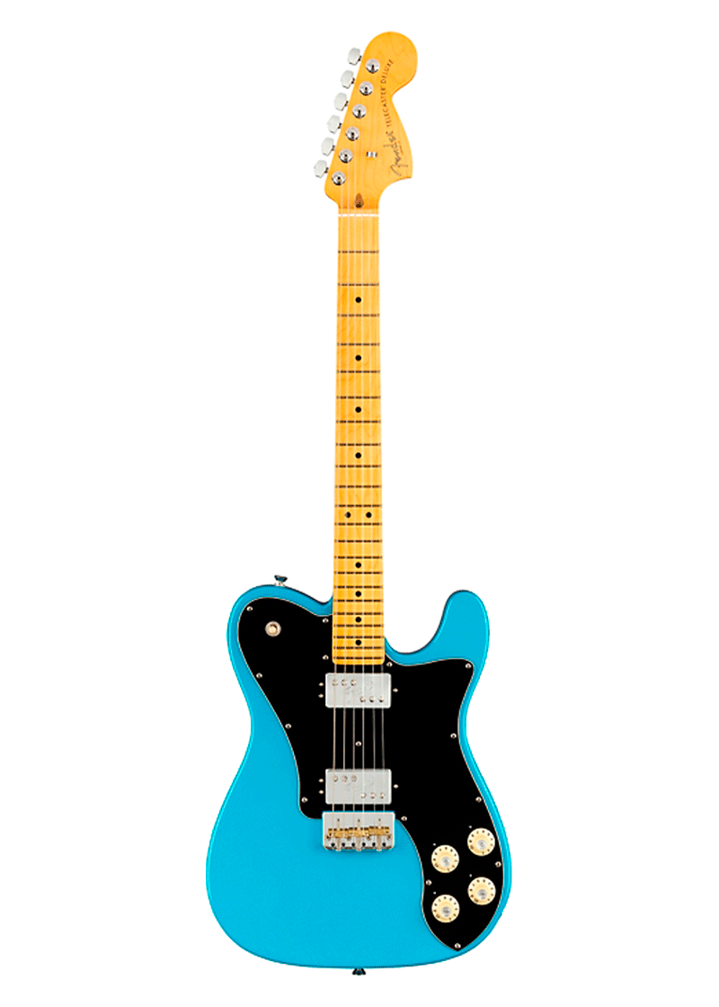 American Professional II Deluxe Maple 2
