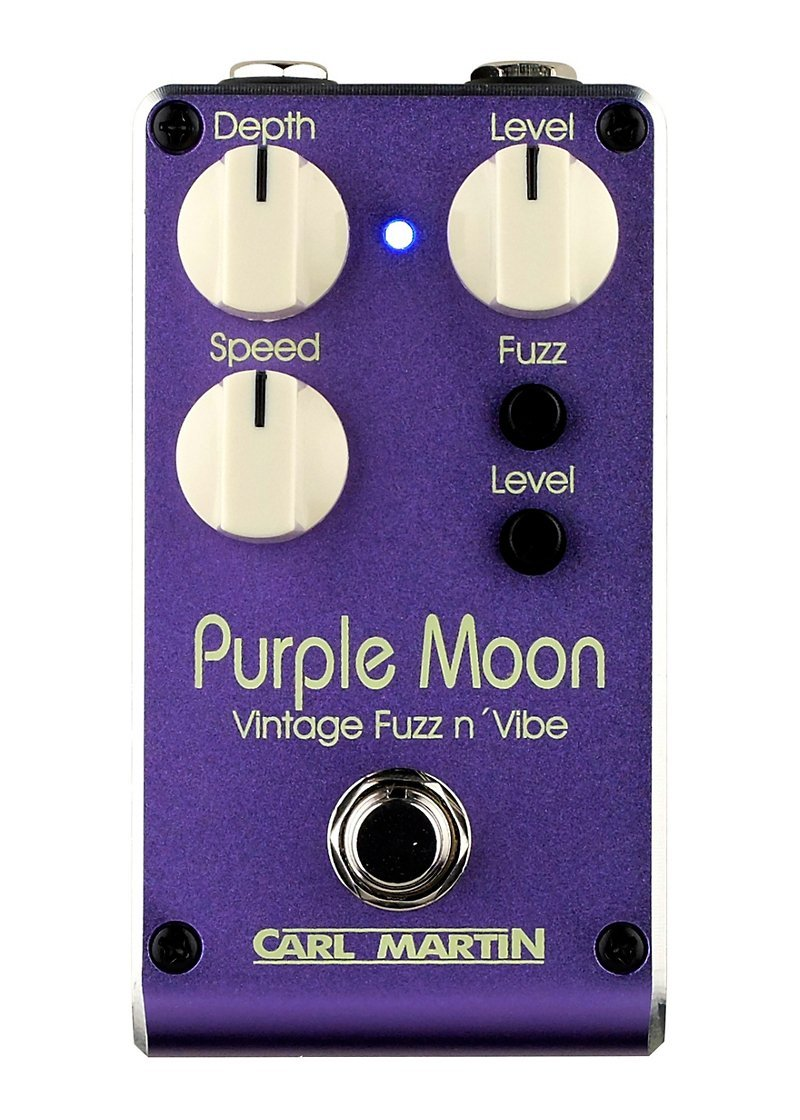 Carl Martin Purple Moon V2 Vintage Fuzz and Vibe Effects Pedal 1 https://www.musicheadstore.com/wp-content/uploads/2021/04/Carl-Martin-Purple-Moon-V2-Vintage-Fuzz-and-Vibe-Effects-Pedal-1.jpg
