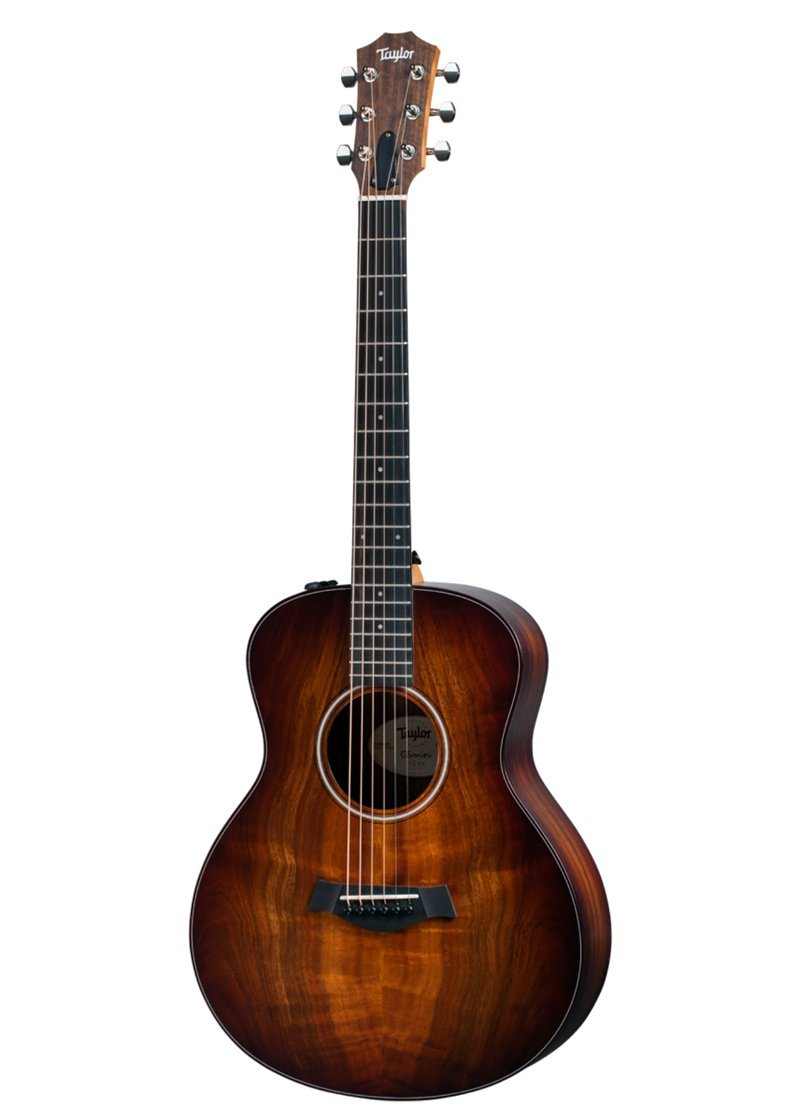 Taylor GS Mini E Koa Plus Acoustic Electric Guitar 1