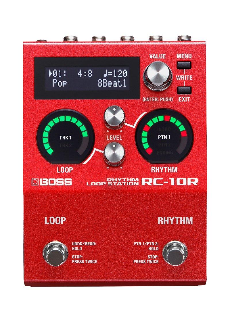 Boss RC 10R Rhythm Loop Station Looper Effects Pedal 1