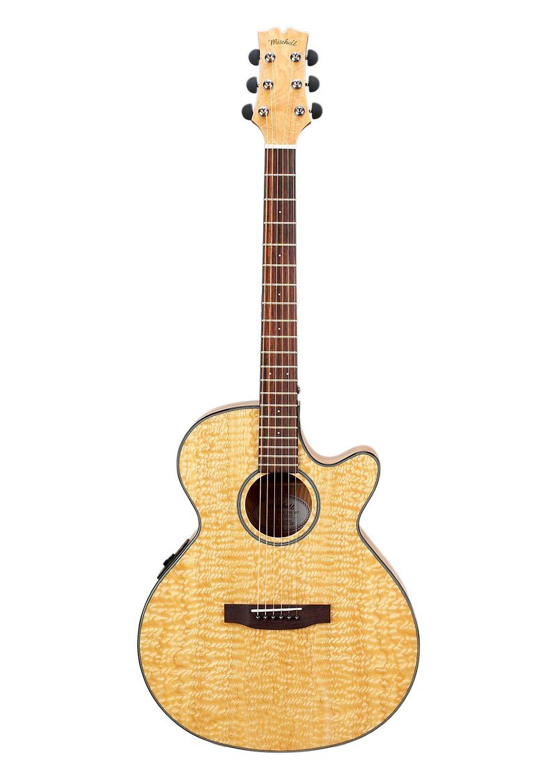 Mitchell MX400 Exotic Wood Acoustic Electric Guitar 2 https://www.musicheadstore.com/wp-content/uploads/2021/08/Mitchell-MX400-Exotic-Wood-Acoustic-Electric-Guitar-2.jpg