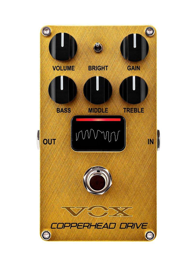Vox Copperhead Drive Pedal 1 https://www.musicheadstore.com/wp-content/uploads/2021/08/Vox-Copperhead-Drive-Pedal-1.jpg