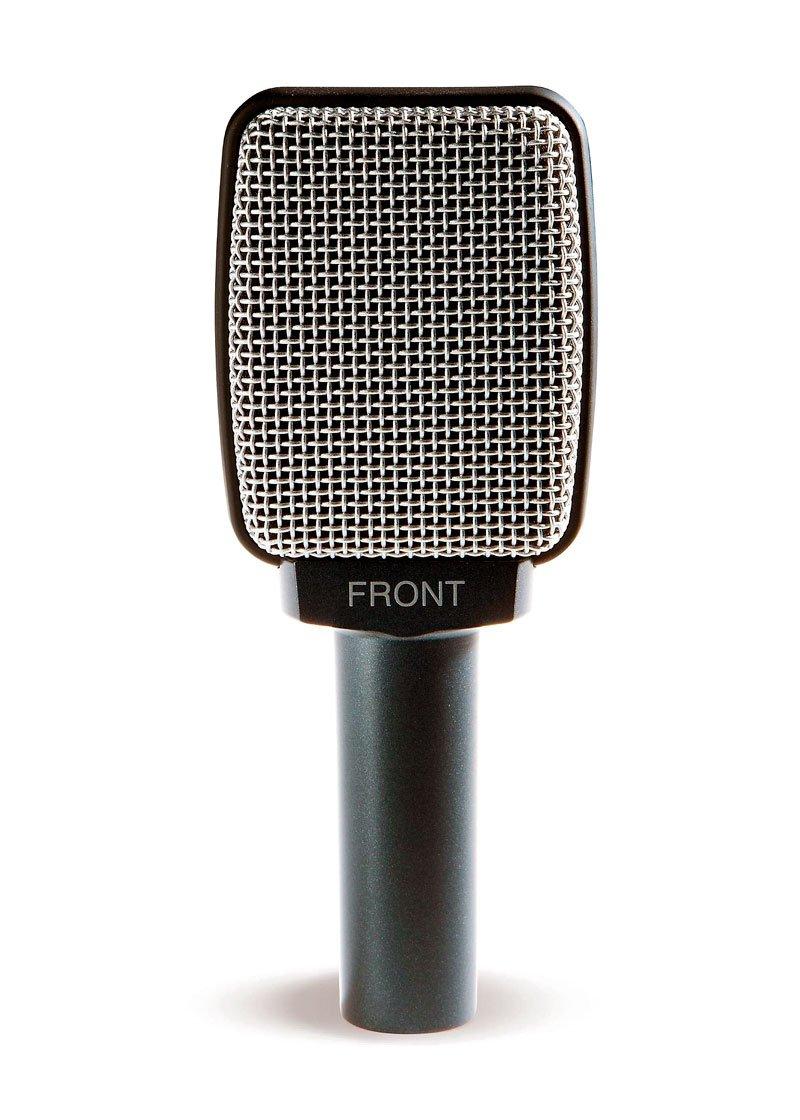 Sennheiser e 609 Silver Dynamic Guitar Microphone 1